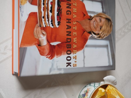 One of my favourite baking books, and I have a few....!